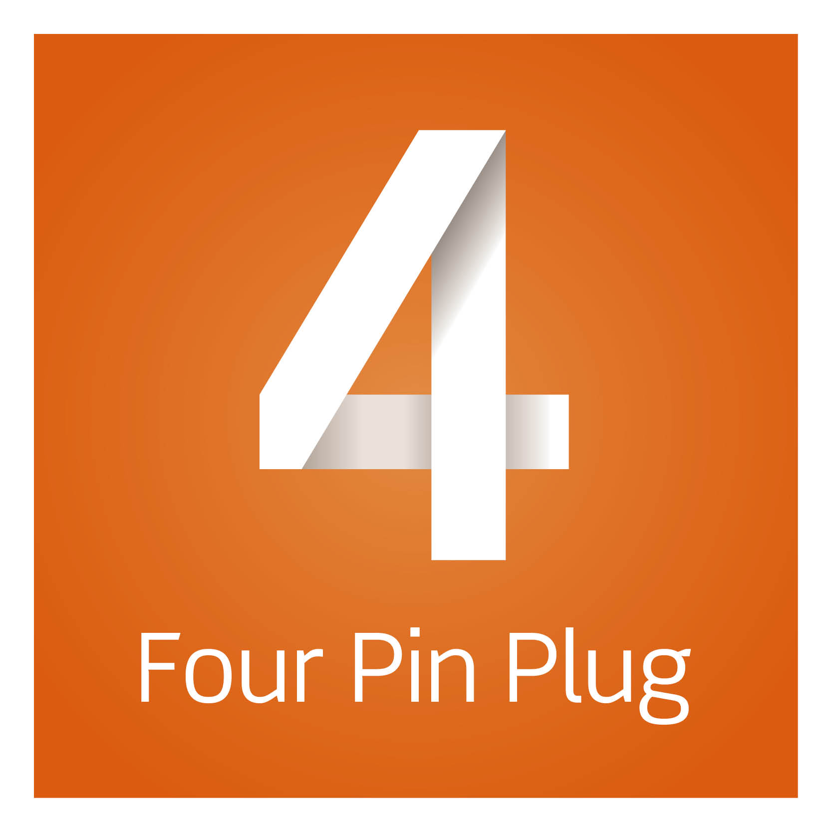 Four Pin Plug Advertising & Design