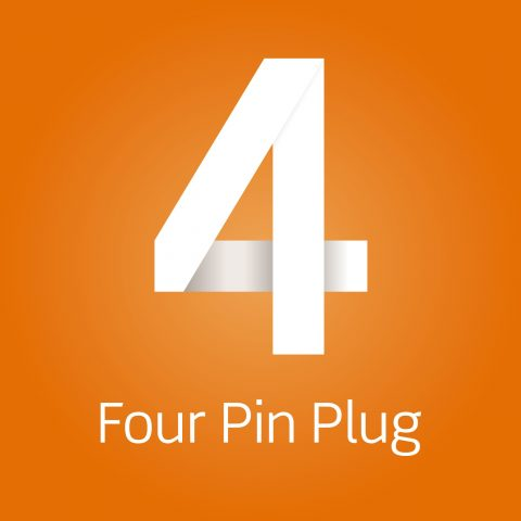 Four Pin Plug agency logo